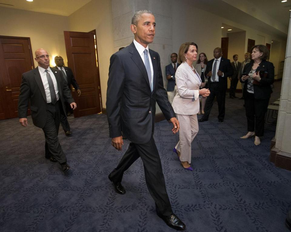 House Rejects Obama Trade Legislation The Boston Globe